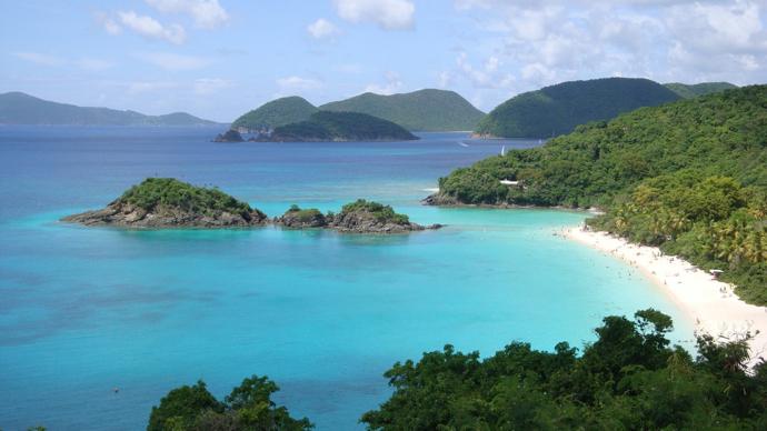 Les îles Perhentian, fournisseur officiel de paysage de cartes postales