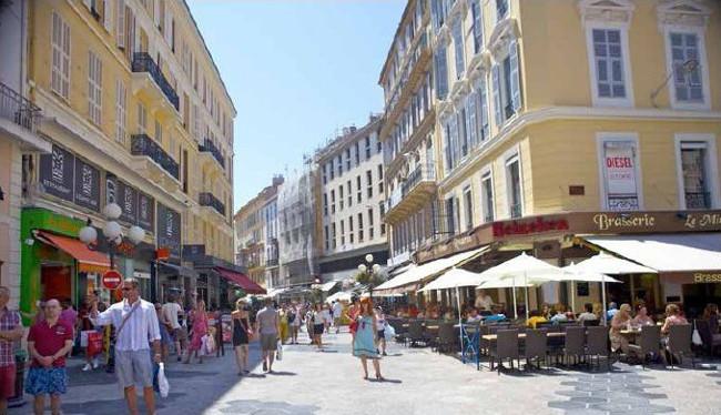 Mon voyage de dernières minutes à Nice