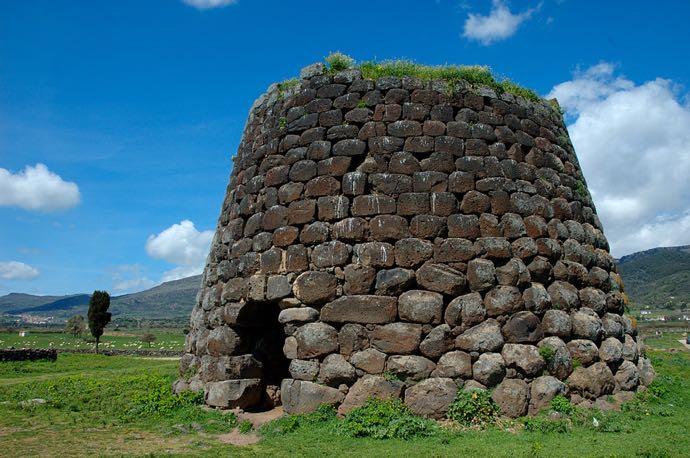 Le nuarghe, curiosité archéologique sarde