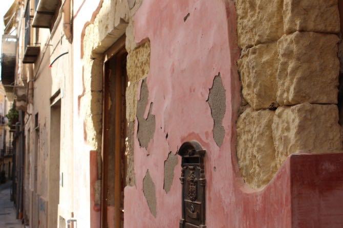 Une ruelle typique de Cagliari