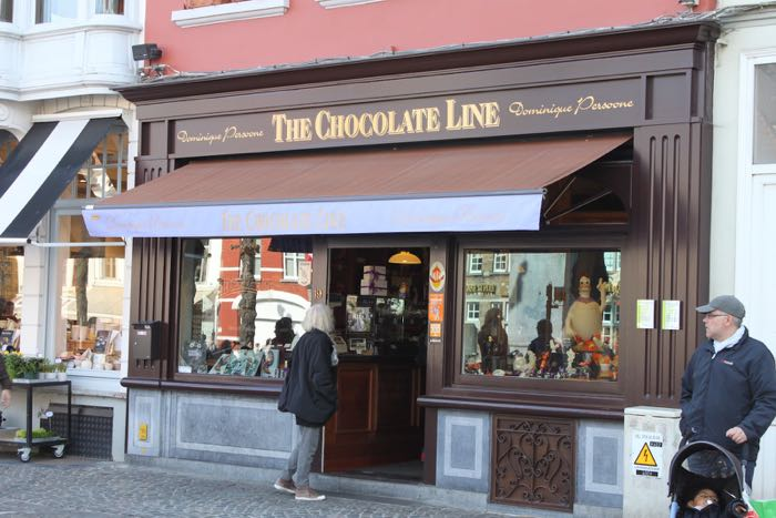The Chocolate Line, pour les vrais accros au cacao