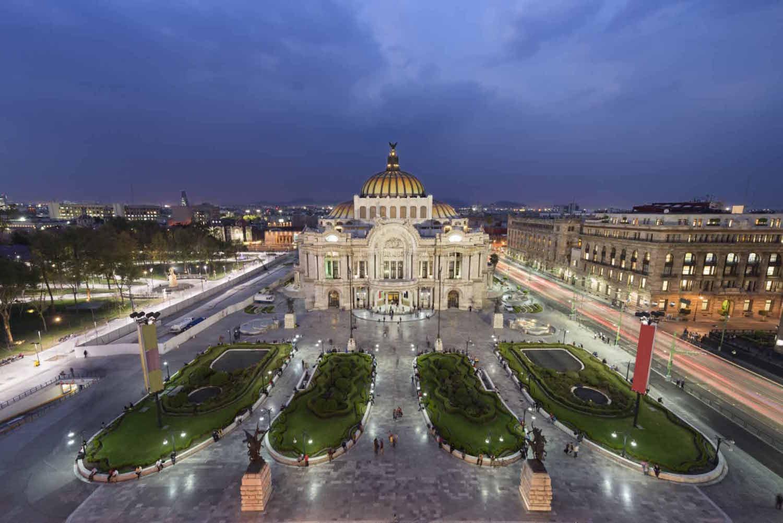 Aller direct Paris Mexico, à nous les sombréros !1