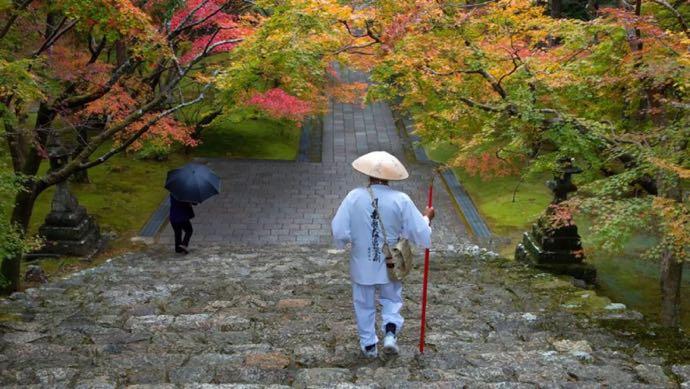 Temple Chikurin-ji n 31 du pélerinage de Shikoku qui en compte 88.