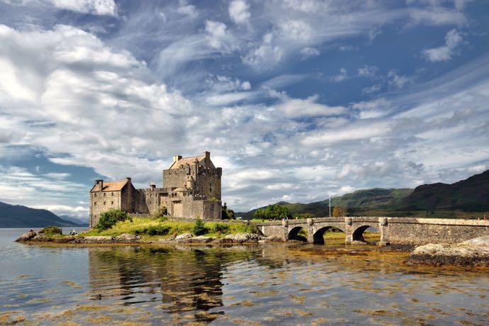Eilean Donan Castle, le château le plus photographié d'Ecosse