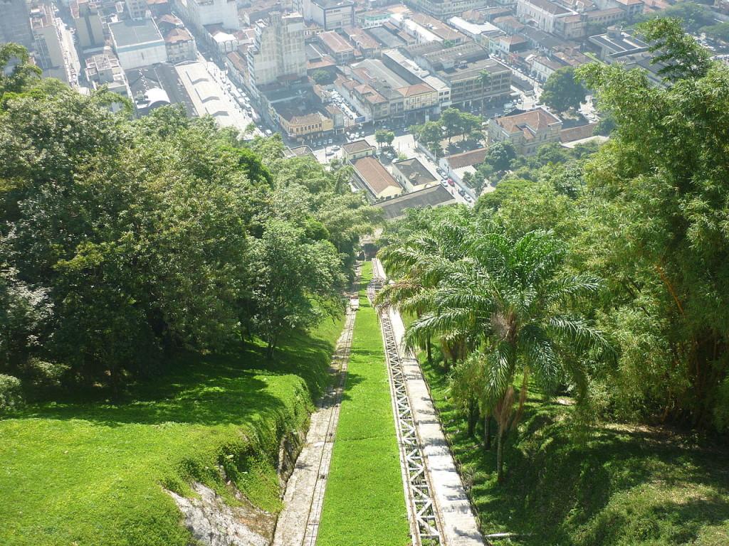 Une croisière en escale à Santos!