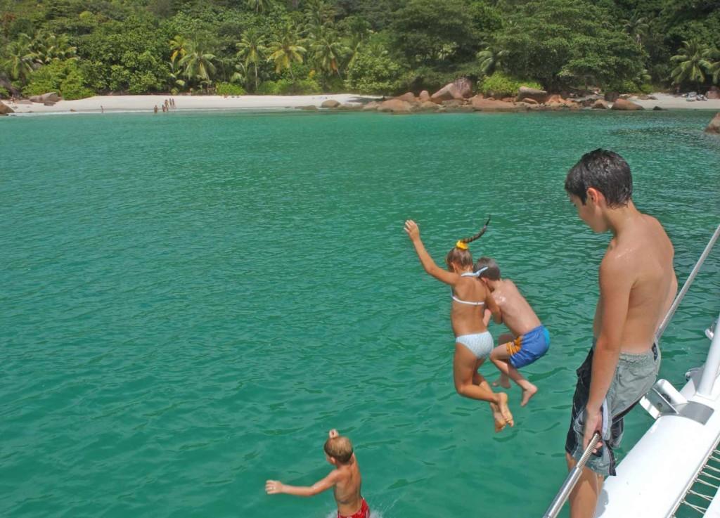 Un voyage aux Seychelles, quoi de mieux pour des amoureux ?2