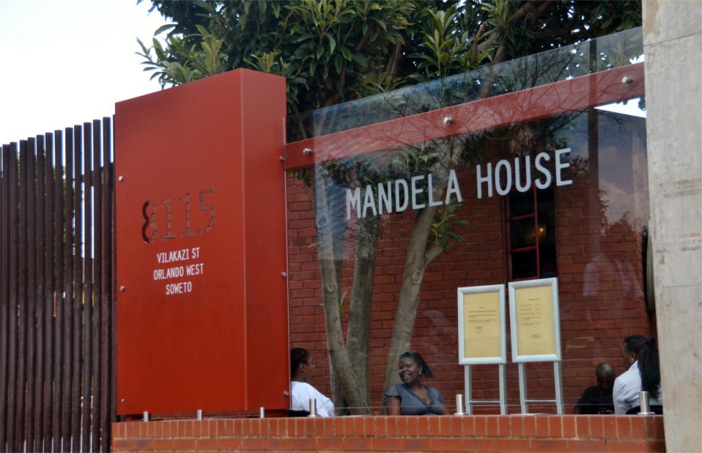 La maison de Nelson et Winnie Mandela