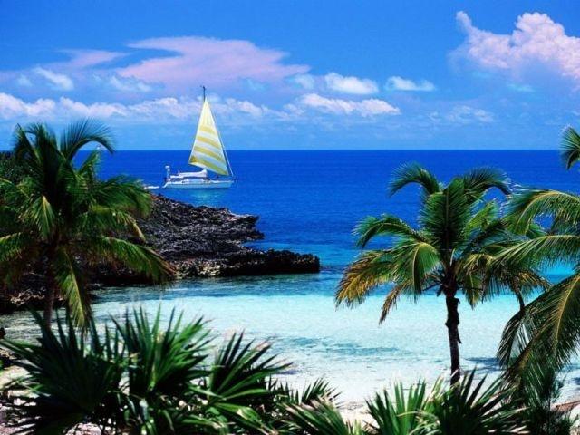 Croisière en amoureux aux Caraïbes !