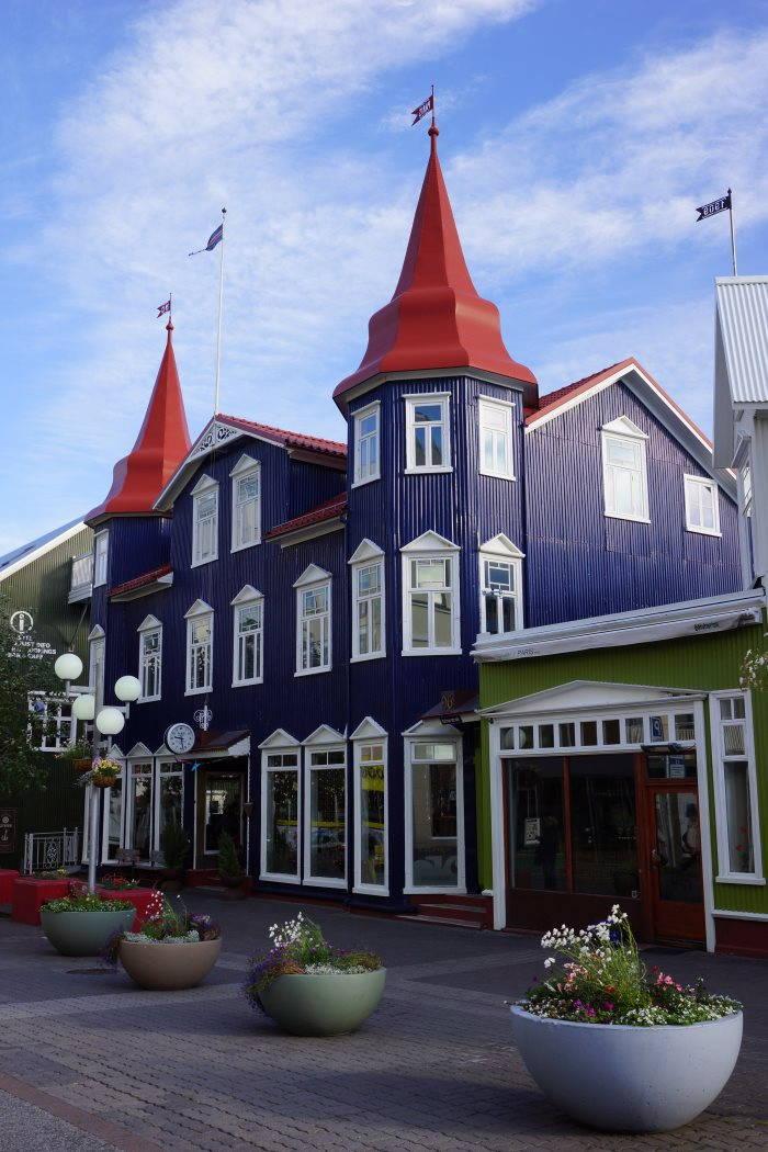 Ville Akureyri
