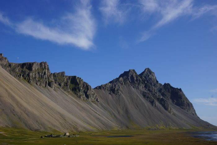 Montagne de Vestrahorn