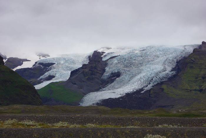 Parc national et glaciers de Skaftafell et du Vatnujökull