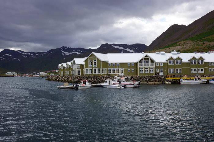Village de Siglufjordur