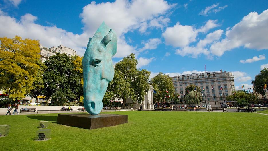 séjour linguistique à Londres - hyde park
