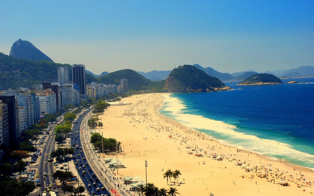 Plage de Rio de Janeiro