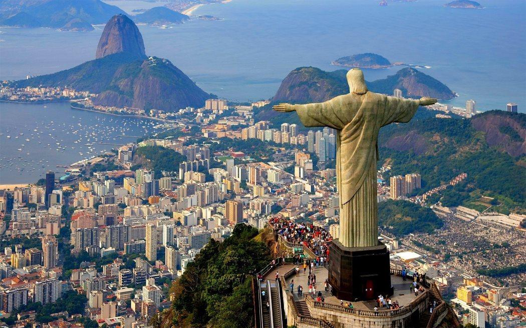 Petite balade à Rio à l'occasion des JO