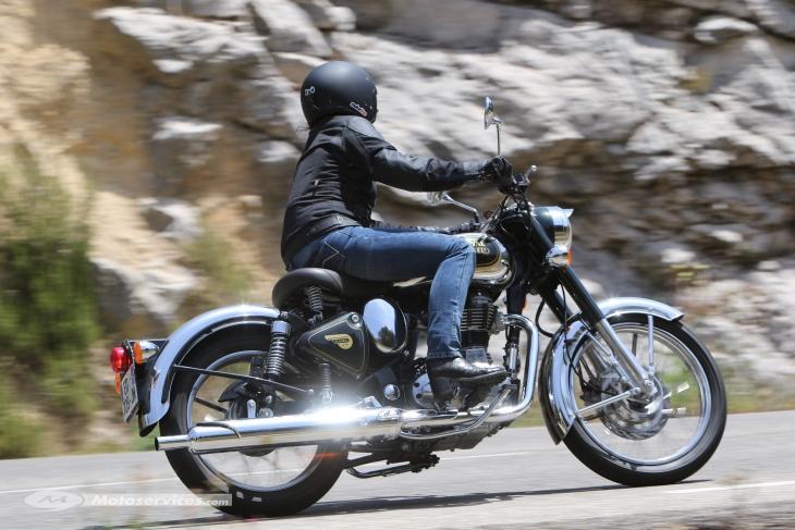 Voyagez avec une moto Royal Enfield en Asie