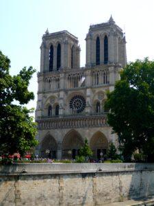 Weekend en amoureux à Notre Dame de Paris
