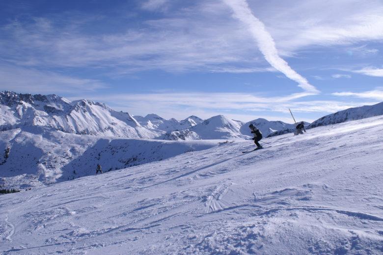 Station de ski en Bulgarie