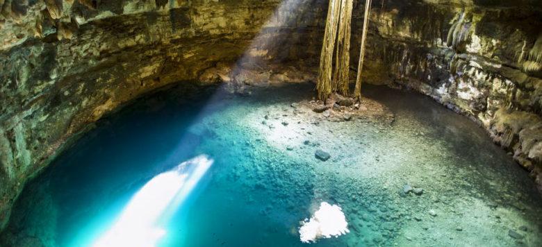 Cancún cenotes