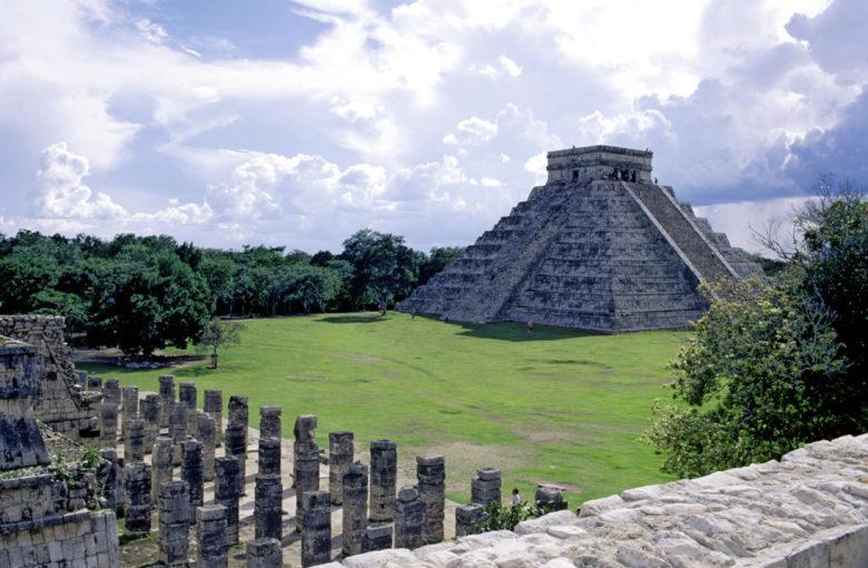 Cancún chichen itza