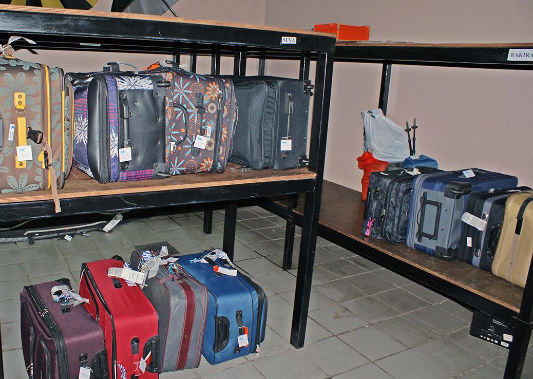 Garde bagage