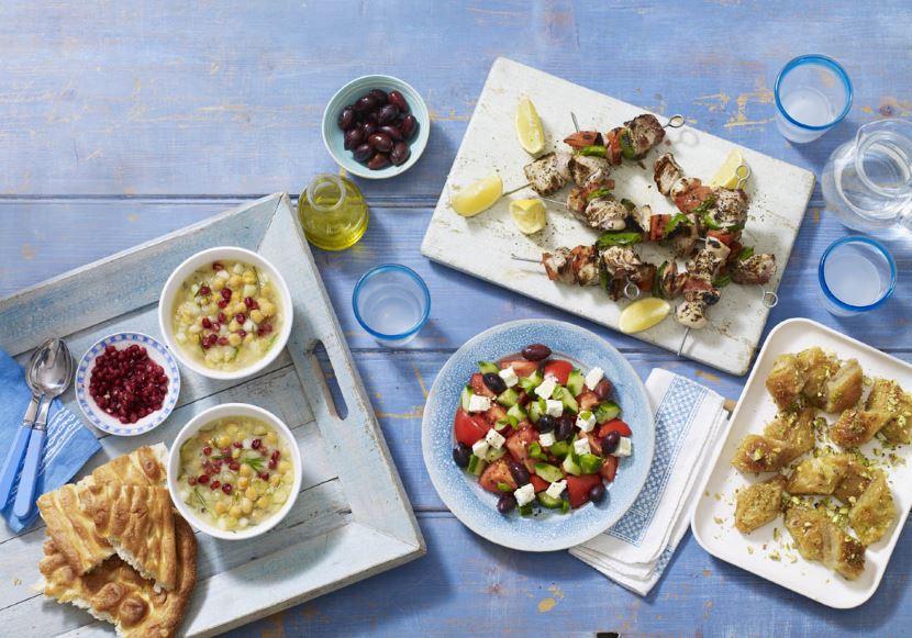 À découverte de la cuisine grecque