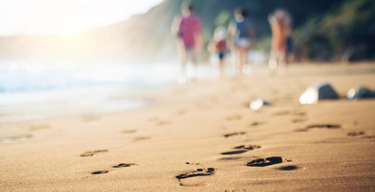 Les bons plans pour partir en vacances sans quitter sa région