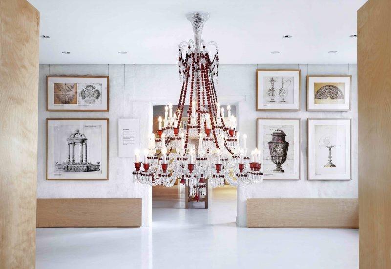 Un musée du cristal à Bacarat