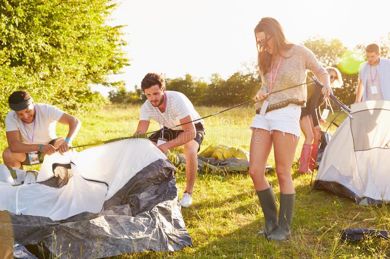 Partir pour un séjour de groupe en camping !