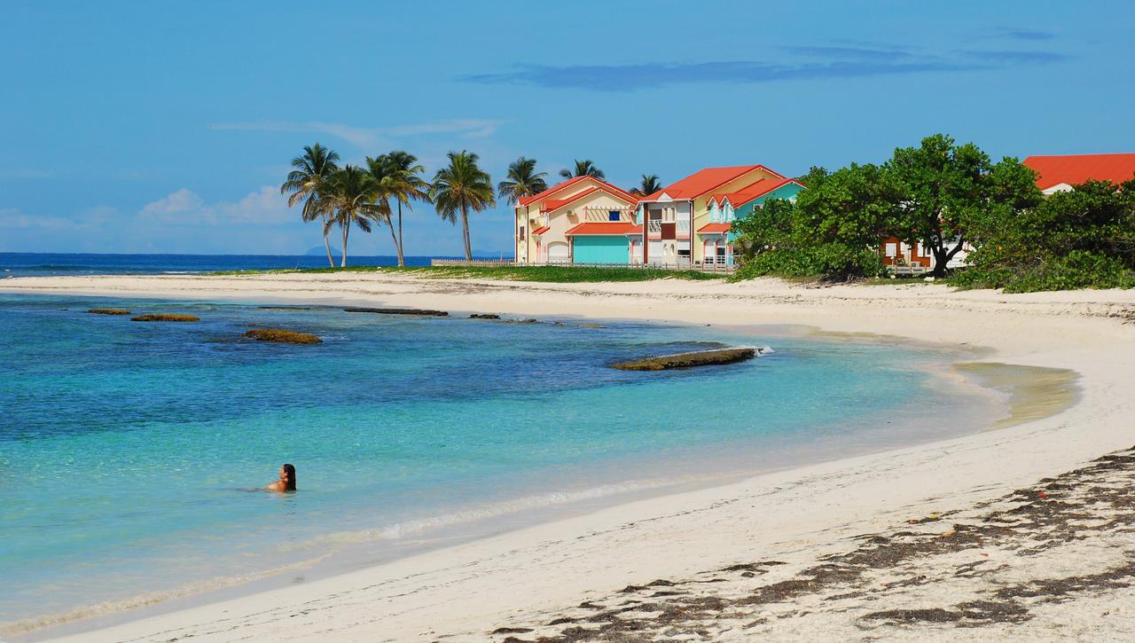 Nos vacances à Saint-François en Guadeloupe