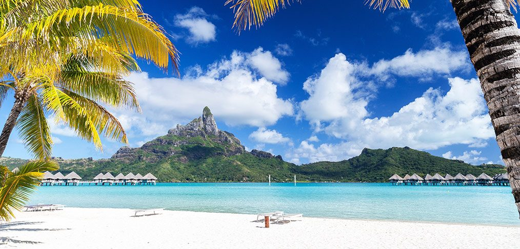 Deux îles d'une beauté luxueuse pour résumer un voyage en Polynésie