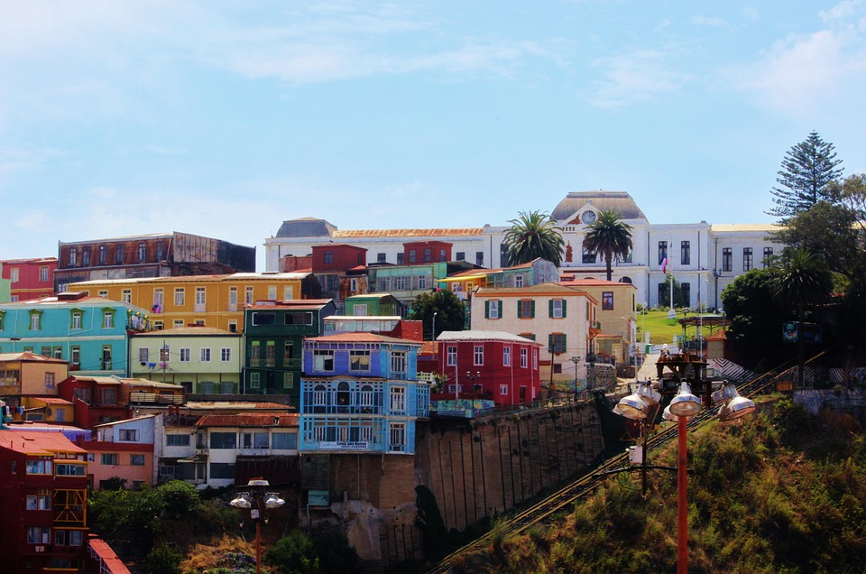 Profitez de votre escale à Valparaiso pour en découvrir sa beauté