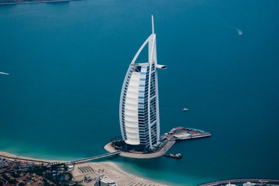 Quel hôtel est le plus beau à Dubaï ?