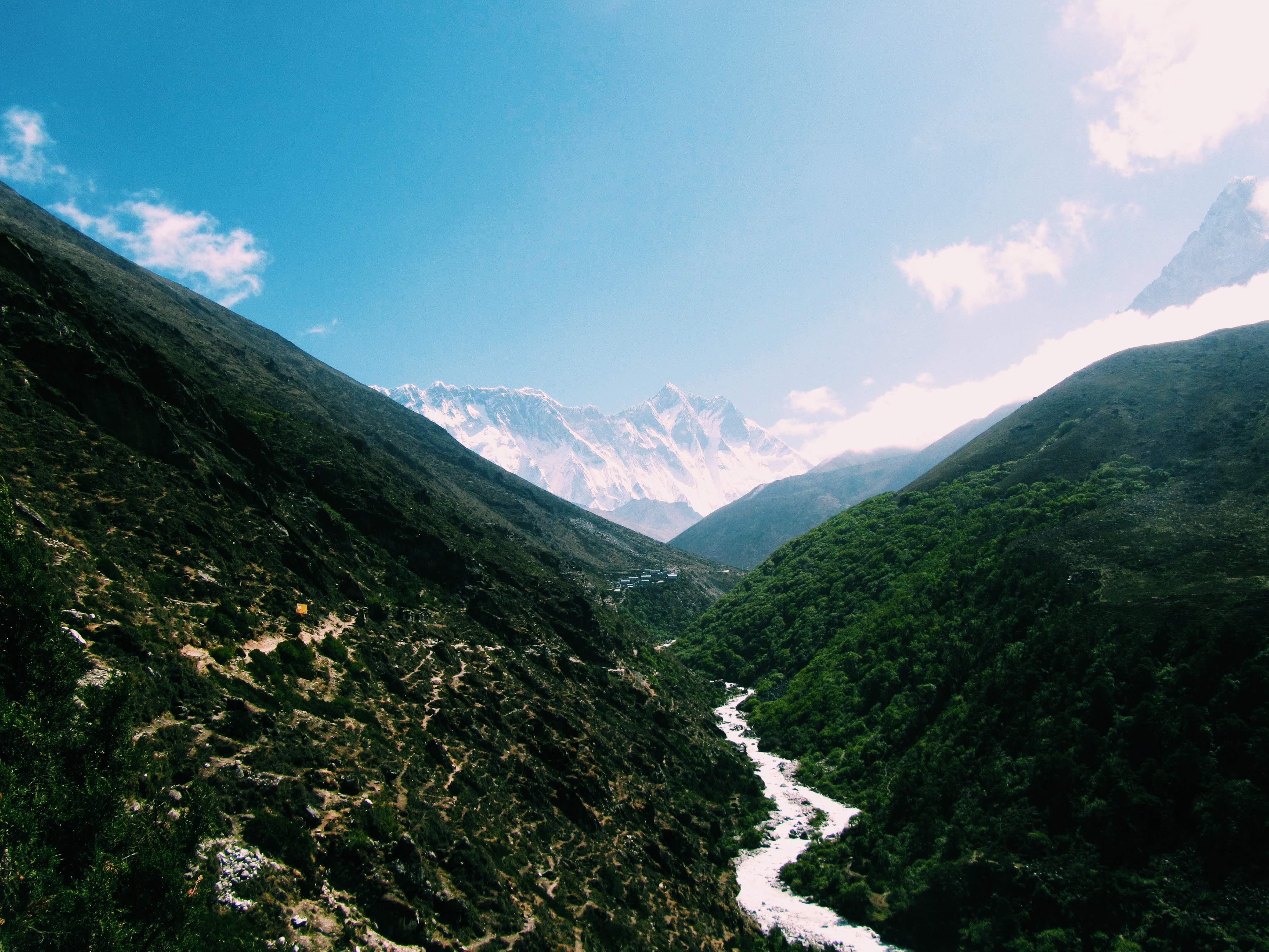 5 randonnées à faire au Népal