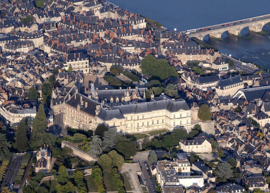 Blois, une ville touristique très attrayante