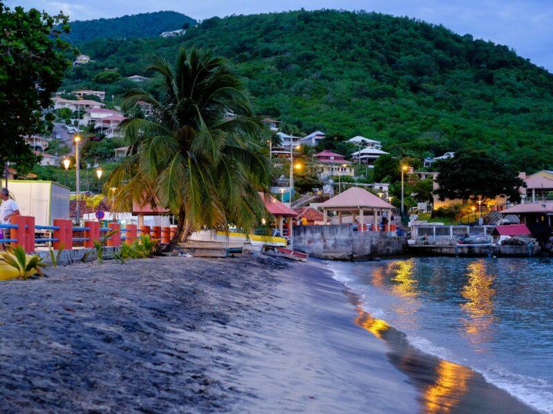 beaux villages de Martinique
